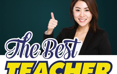 """CHƯƠNG TRÌNH TUYỂN DỤNG THỰC TẬP TÀI NĂNG  """"THE BEST TEACHER"""""""