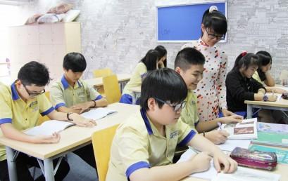Trường quốc tế Việt Anh: Học bổng lên tới 50% học phí 2018