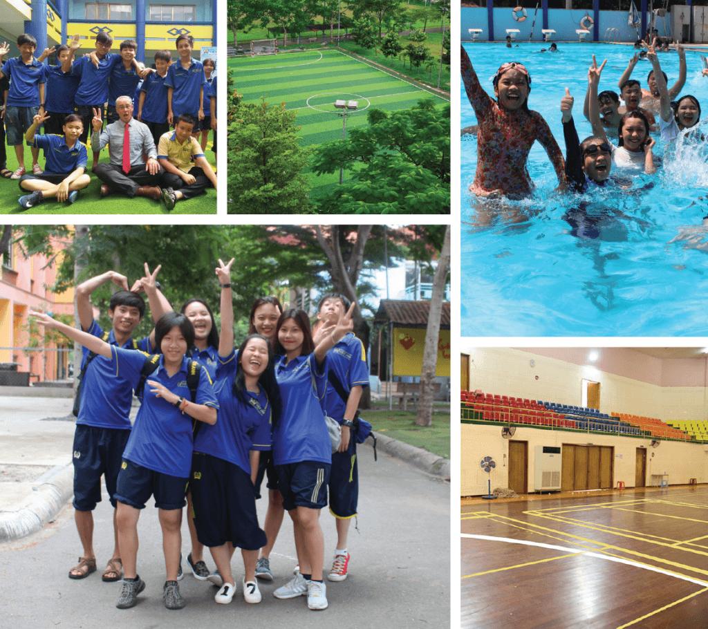 Trường quốc tế Việt Anh - môi trường phát triển toàn diện