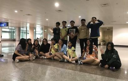 Khoảnh Khắc Thầy Trò 2018 – Ảnh dự thi lớp 8A1