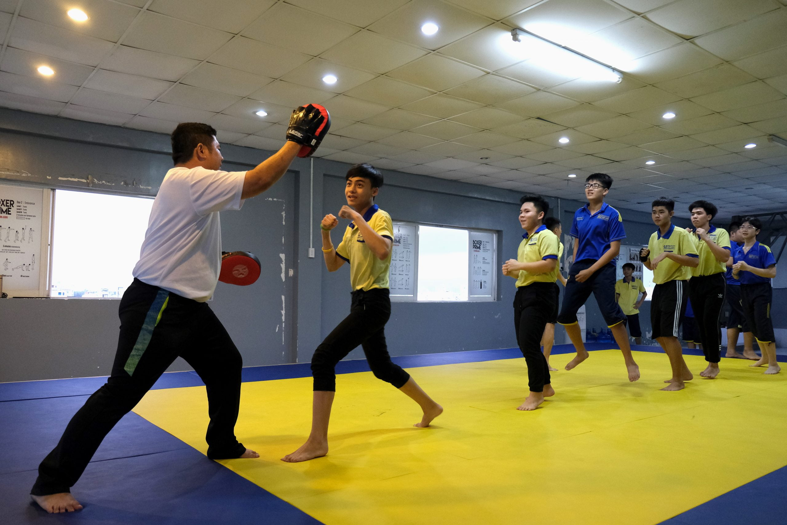 Boxing-viet-anh
