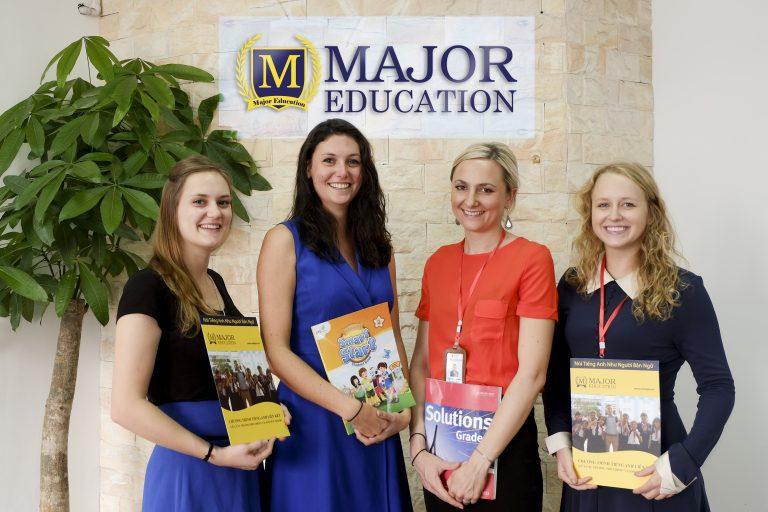 Gioi thieu Major Education 2021