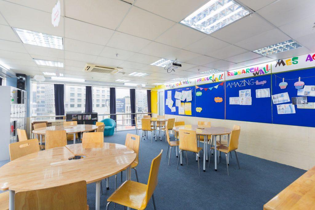 Phòng học Trường Việt Anh