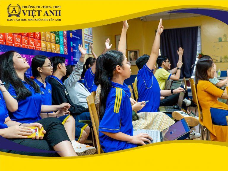 Giao duc ky nang song truong Viet Anh 2021