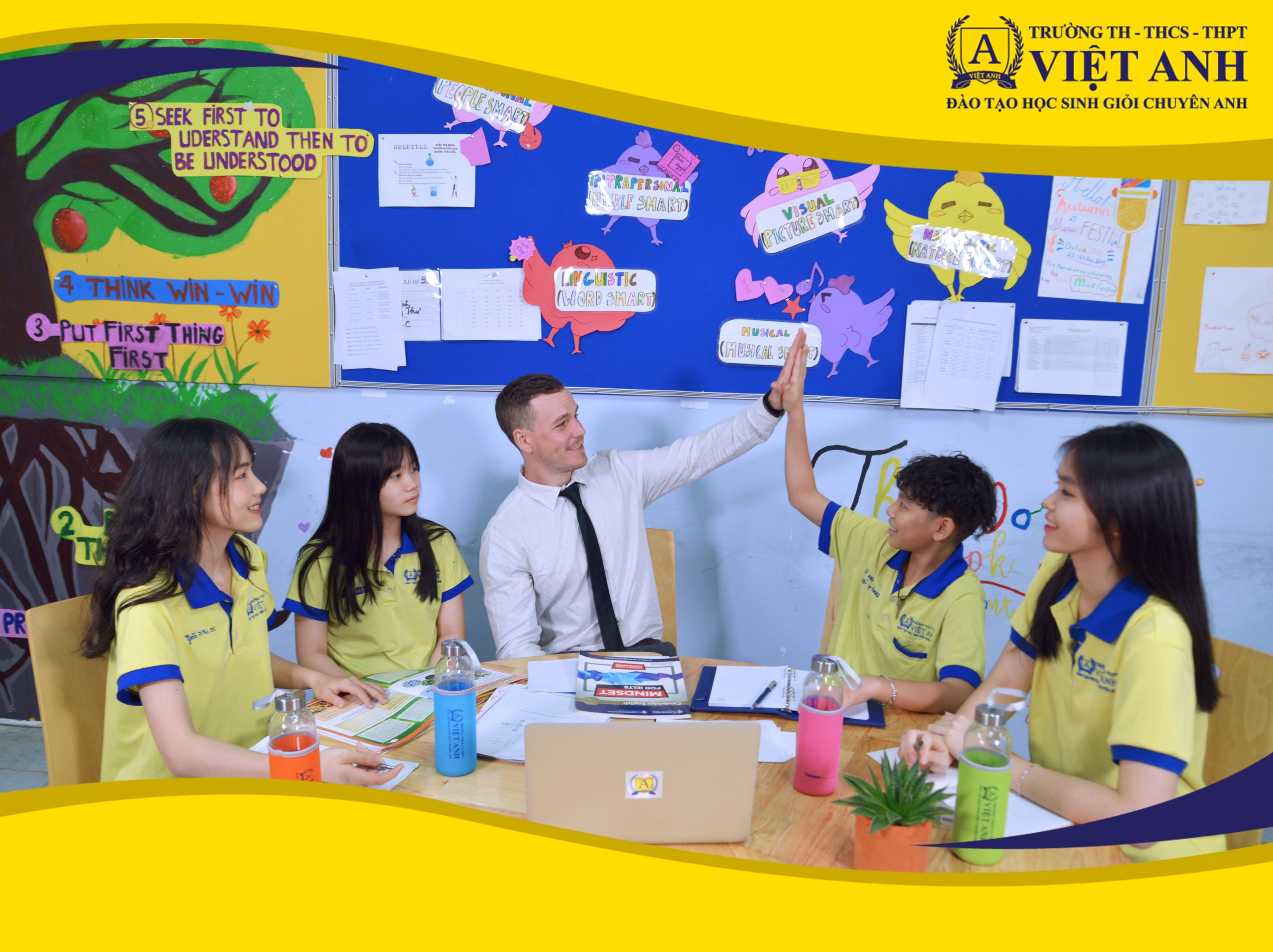 Lop 6 truong viet anh 2021