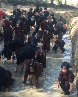 hoạt động ngoại khóa chương trình tuyển sinh lớp 1 trường tiểu học việt anh Tp.HCM