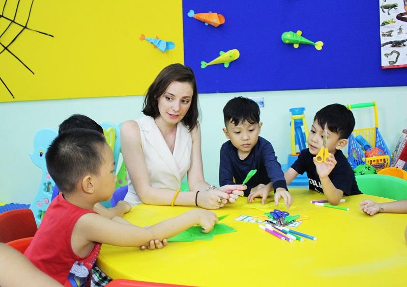 Phụ huynh đang tìm kiếm top trường mẫu giáo Gò Vấp đào tạo song ngữ chất lượng đừng bỏ qua thông tin trong bài viết sau đây.