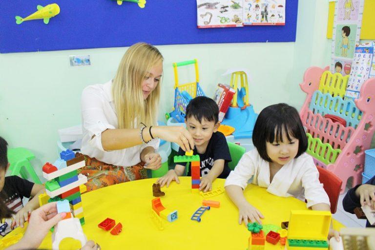Ngoài học phí thì đây là những tiêu chí quan trọng ba mẹ cần hết sức lưu ý khi tìm trường mầm non quận Gò Vấp cho con.